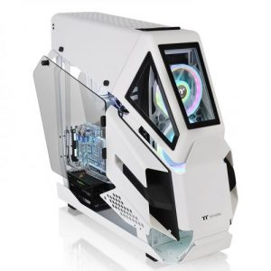 gamesncomps THERMALTAKE AH T600 Snow Full Tower Chassis5