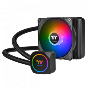 gamesncomps THERMALTAKE TH120 ARGB Sync AIO Liquid Cooler6