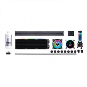 gamesncomps THERMALTAKE Pacific CL360 Max D5 Hard Tube Water Cooling Kit5