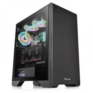 gamesncomps THERMALTAKE S300 Tempered Glass Mid-Tower Chassis7