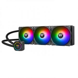 gamesncomps THERMALTAKE TH360 ARGB Sync AIO Liquid Cooler3