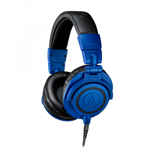 GamesnComps - Audio Technica LIMITED EDITION Professional Monitor Headphones ATH-M50xBB